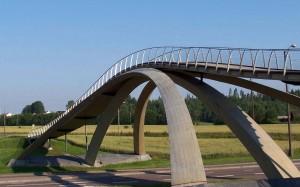 Leonardov most realizovan u Norveskoj nakon pet vekova