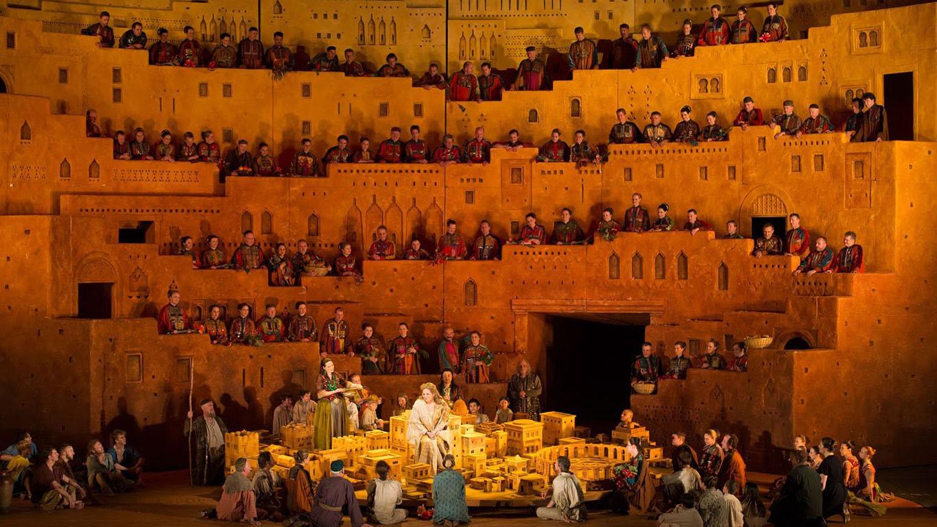 Berliozova opera Trojanci u londonskom Kovent Gardenu